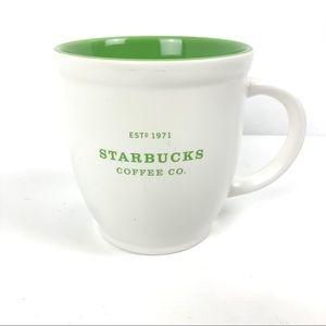 Starbucks 18 oz mug